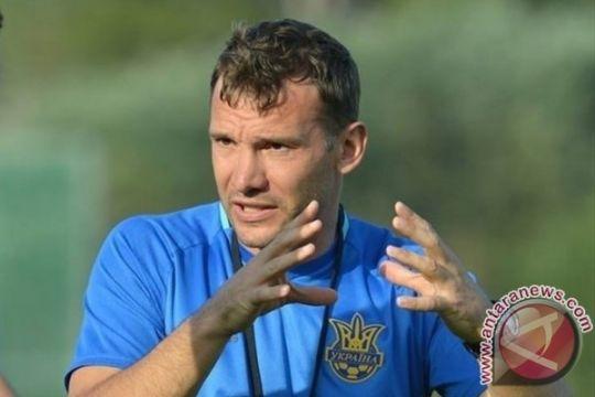Shevchenko diangkat menjadi pelatih kepala Ukraina
