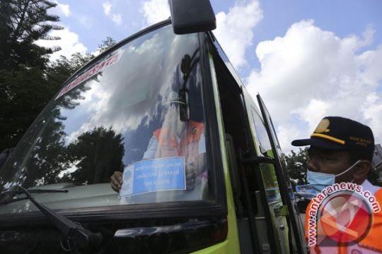 Dishub DIY siapkan 4.345 bus angkutan Lebaran
