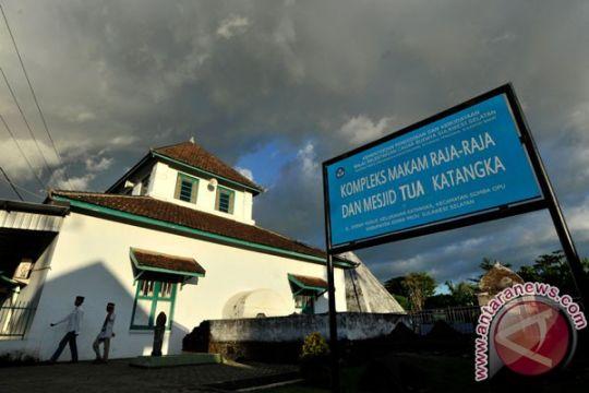 Kota Palembang miliki masjid bersejarah