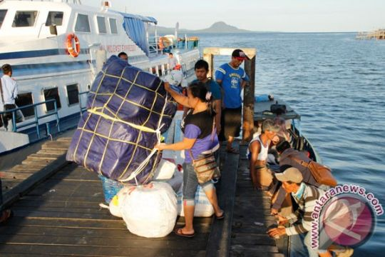 Ribuan TKI Sabah mudik Lebaran dari Kaltara