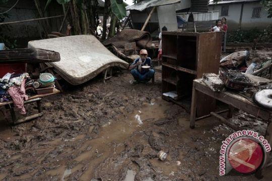 Tagana: banjir di Banyumas telah surut