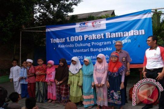 FOI bagikan 1.000 paket Ramadhan di Cilincing Jakarta Utara