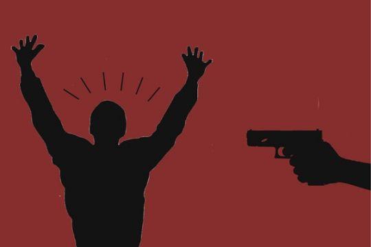 Penembak sandera tiga orang di panti jompo California