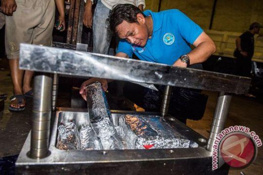 BNN sita 30 kilogram sabu-sabu dari jaringan Malaysia