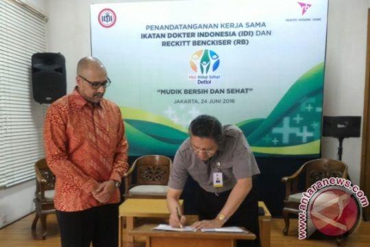 RB Indonesia sepakati pembaruan kerja sama dengan IDI