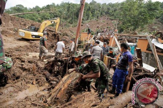 Kerugian pascabencana longsor di Sangihe Rp57,09 miliar