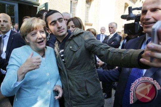 Berlin akan tampung ratusan anak dari kamp pengungsi Yunani