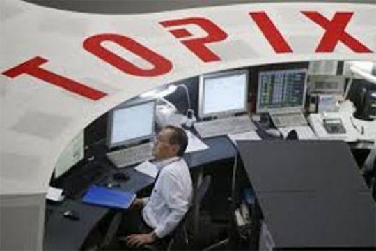 Bursa saham Tokyo dibuka bervariasi jelang pertemuan BoJ