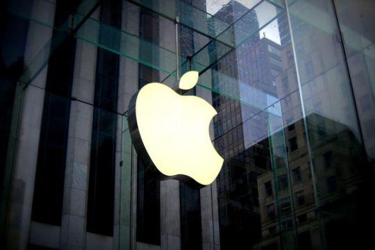 Apple dan Facebook topang lonjakan Wall Street tertinggi tiga minggu
