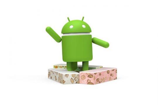 Nougat jadi versi Android terpopuler