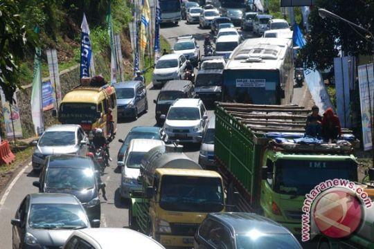 Kapolres: jalur mudik Garut rawan kemacetan