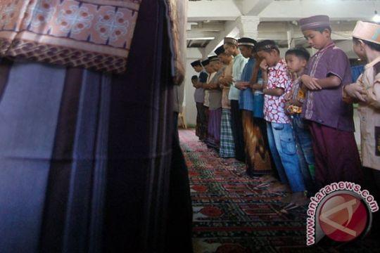 Jamaah Naqsabandiyah Padang mulai puasa Ramadhan hari ini