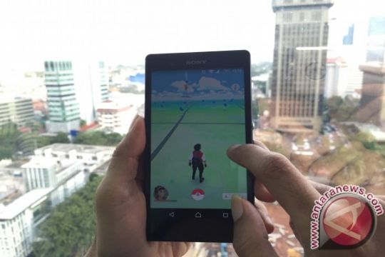 China larang Pokemon GO masuk