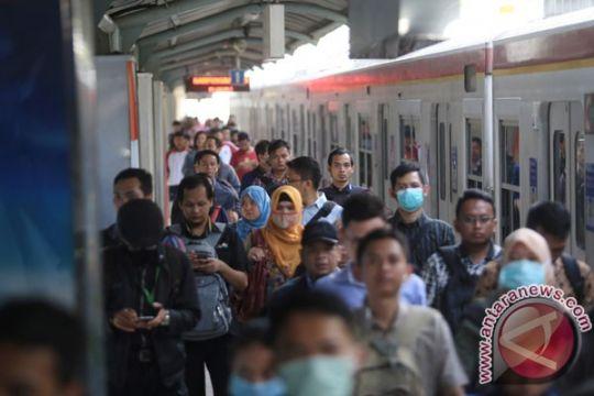 Operator Commuter cetak laba Rp207 miliar, relasi Kota-Bogor terbanyak