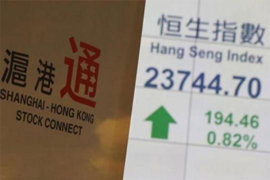 Saham Hong Kong ditutup untung, dipicu aksi beli saham murah