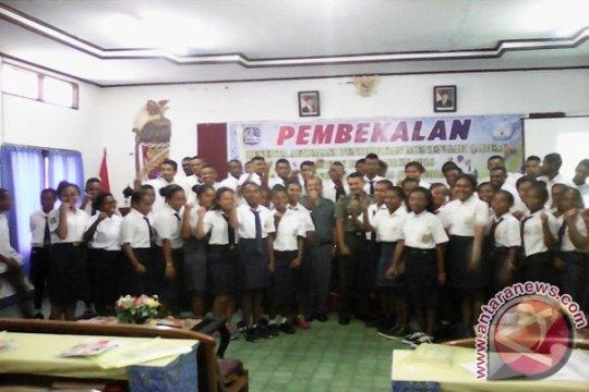 Pokja ADEM-ADIK sosialisasikan ke peserta program kondisi Papua