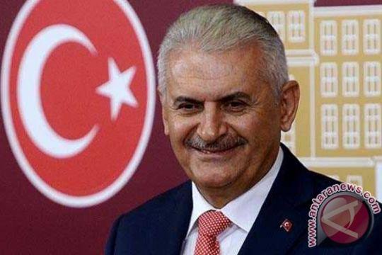 PM Turki-Raja Saudi bahas Yerusalem