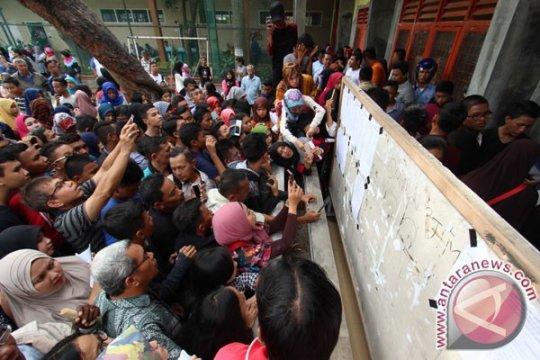 Ujian PPDB susulan di Medan berjalan lancar