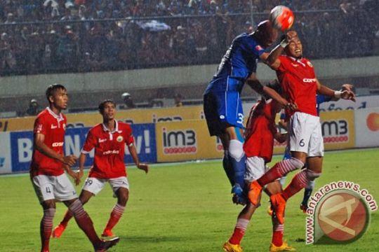 Persija versus Persib seri 0-0 di Solo