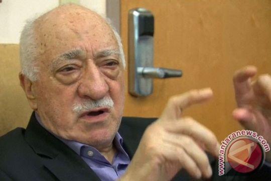 Turki katakan Trump bekerja untuk ekstradisi Gulen, ulama yang diburu