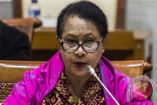 Menteri Yohana sebut belum ada daerah yang layak anak
