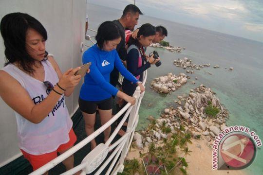 Pengunjung keluhkan pantai Labuhan Maringgai Lampung tak aman
