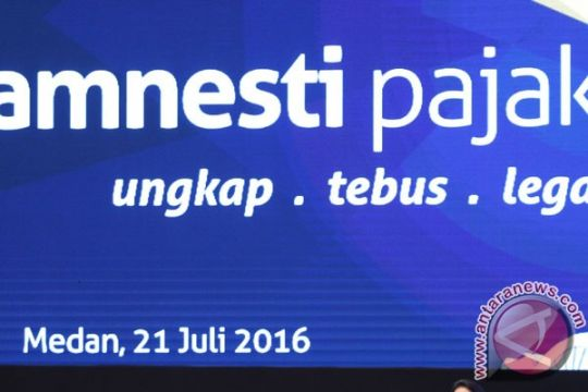 DJP Jakut: 6,76 persen Sket amnesti kempos