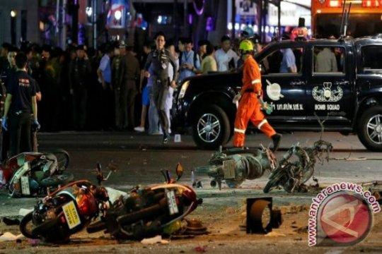 Polisi Thailand kejar tiga pelaku lain ledakan Bangkok