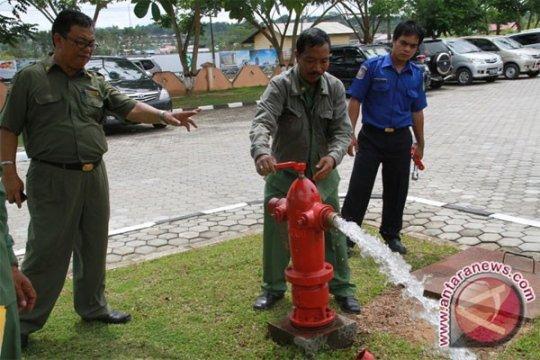 Dinas Kebakaran alokasikan Rp1,9 miliar bangun hidran kampung