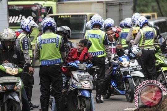 Operasi Patuh Kalimaya tilang 1.027 pengendara