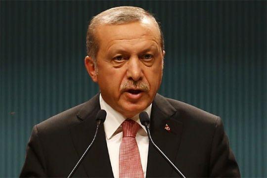 """Erdogan telanjangi """"kebodohan"""" AS ancam pendukung resolusi Yerusalem"""