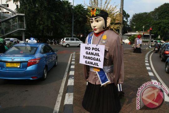 YLKI: ganjil-genap kebijakan positif kendalikan lalu lintas