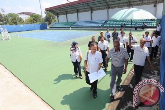 Tim tenis Indonesia lebih padu untuk Asian Games