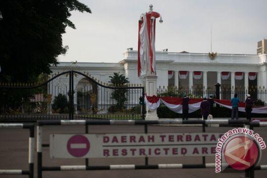 Kawasan istana diperkirakan hujan saat aksi 4 November