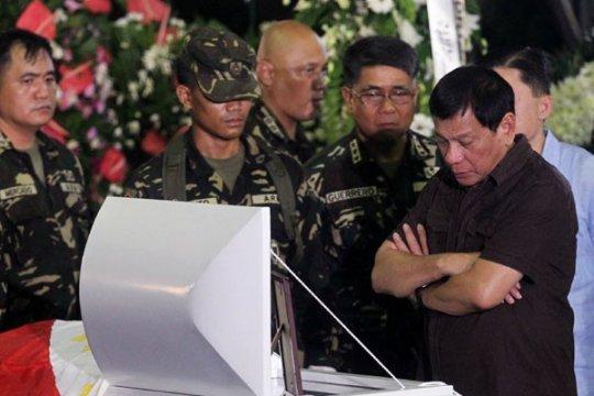 Filipina kutuk kematian warga sipil akibat ledakan ranjau pemberontak