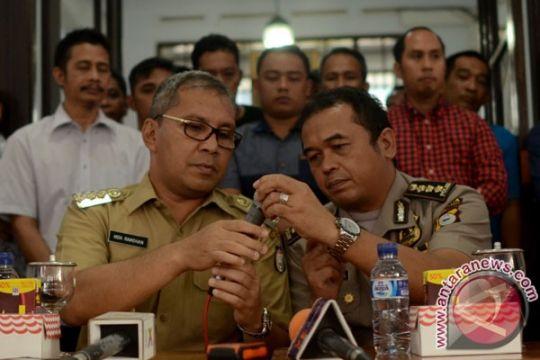 Polisi pastikan pemukul guru diproses sampai pengadilan