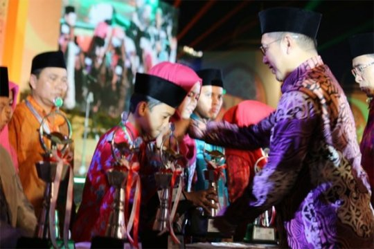 1.555 kafilah ikut lomba MTQ Nasional di Sumut