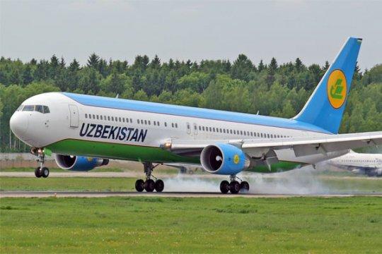 Uzbekistan Airways ubah jet penumpang jadi pesawat kargo akibat corona