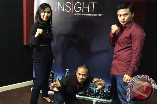 Livi Zheng - Yayan Ruhian kolaborasi bikin film Hollywood