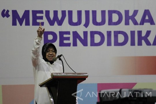 Surabaya alokasikan 32 persen APBD untuk pendidikan