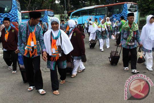 Garut alokasikan Rp700 juta untuk transportasi jamaah haji