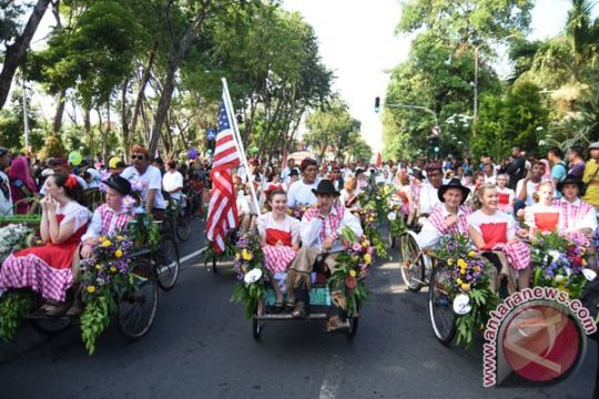 Perwakilan dari 10 negara akan ramaikan Surabaya Cross Culture