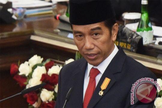 PB NU: pernyataan Jokowi keterlibatan aktor politik aksi tepat