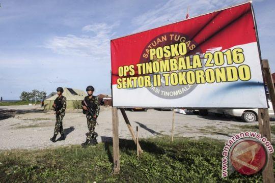Kontak senjata kembali terjadi di Poso
