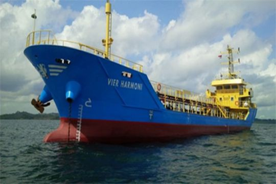 TNI AL terima laporan kapal tanker hilang