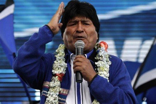 Presiden Bolivia mundur di tengah protes sengketa pemilu