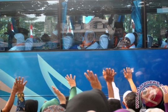 Biaya ibadah haji embarkasi Makassar 2018 Rp39,5 jutaan