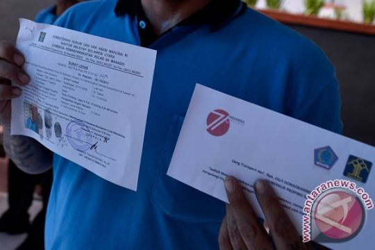 9.333 napi seluruh Indonesia dapat remisi Natal