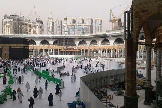 Pajak Arab Saudi naik tidak pengaruhi minat jemaah umrah