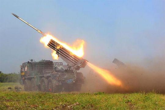 Gerilyawan al-Qaeda luncurkan roket ke tentara Yaman